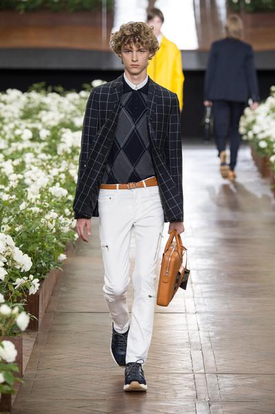 Неделя мужской моды в Париже: лучшие показы | галерея [6] фото [15]