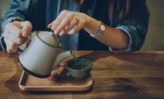 Ученые: для зеленого чая нельзя кипятить воду из-под крана