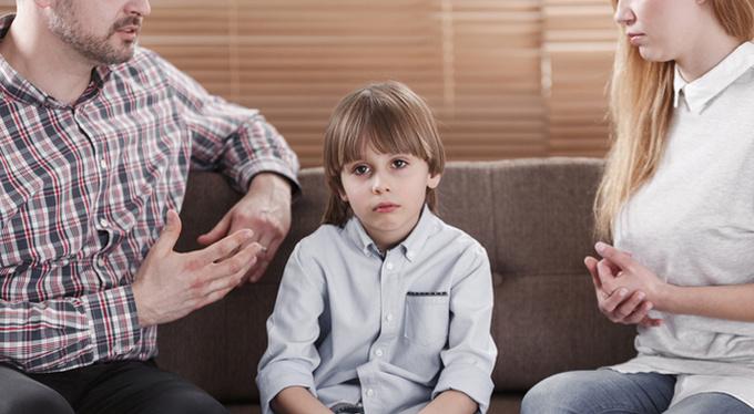 Папа и мама разводятся: как рассказать об этом детям?