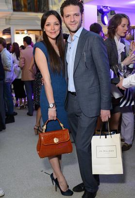 Константин Крюков с женой: фото