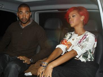 Рианна (Rihanna) и Мэтт Кемп (Matt Kemp) расстались