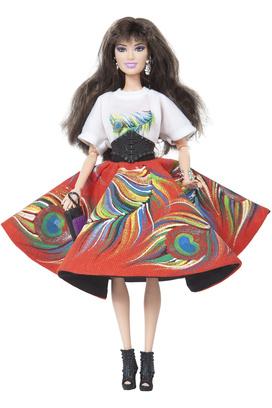 Кукла Barbie от Александра Арутюнова