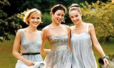 Первая после невесты: платье подружки