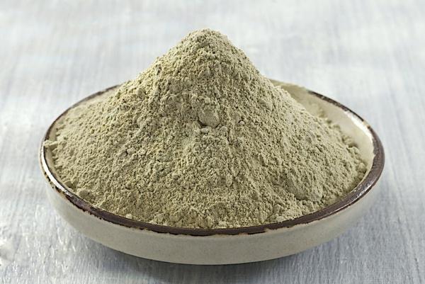 Маска из глины для жирных волос