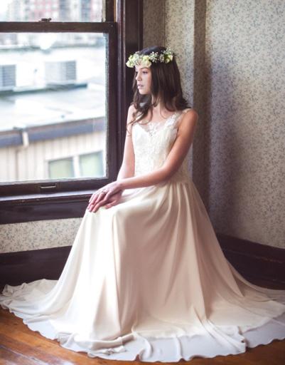 Свадебное платье Truvelle 2014