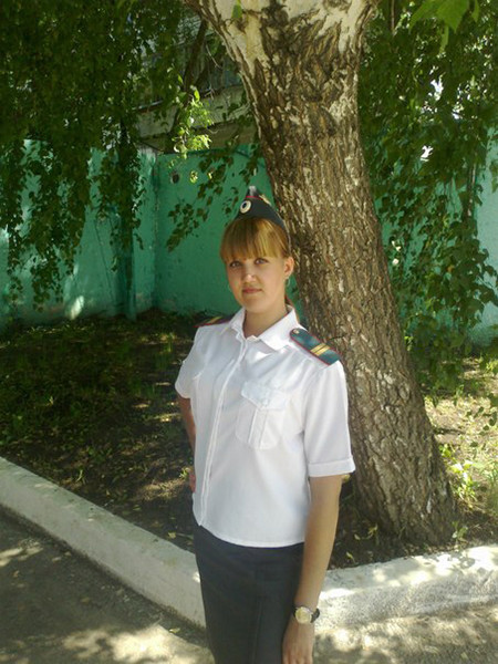 девушки полицейские фото