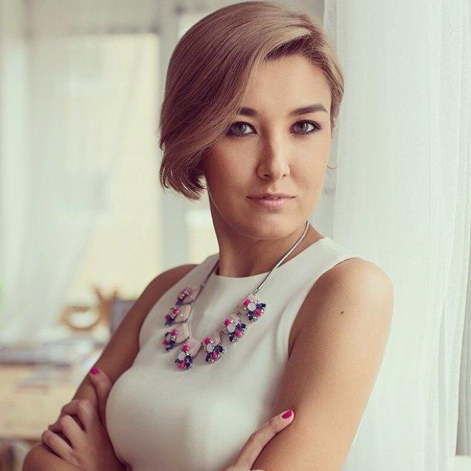 Визажист Анна Кондрашова