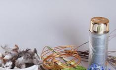 Пасхальный букет с гиацинтами