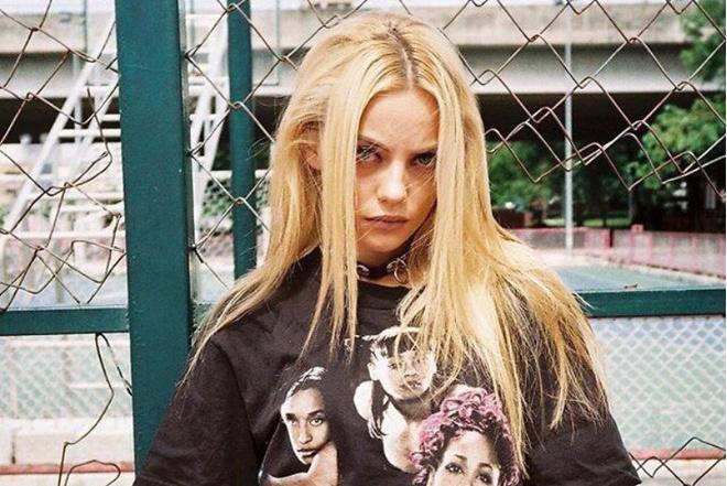 Катя Кищук, солистка группы Serebro