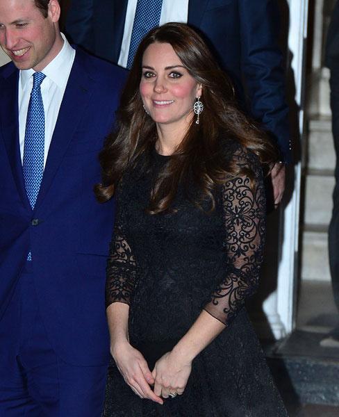 Кейт Миддлтон и принц Уильям прилетели в Нью-Йорк