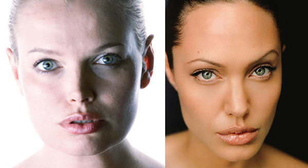 Двойники звезд в Краснодаре: Анджелина Джоли