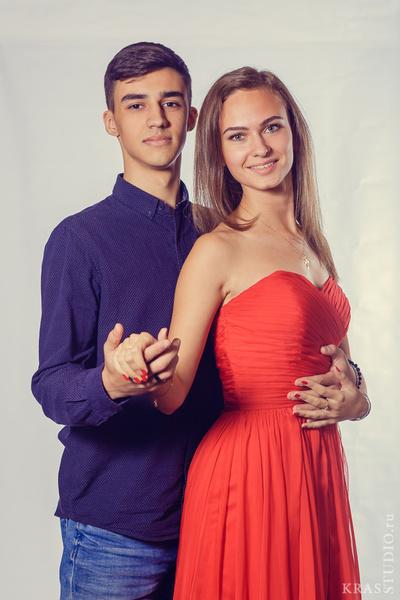 Вадим Ероцкий и Анастасия Маршинская