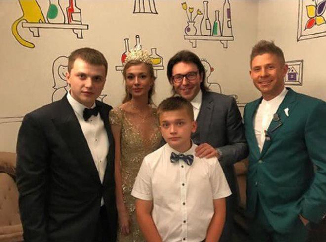 Андрей Малахов на свадьбе