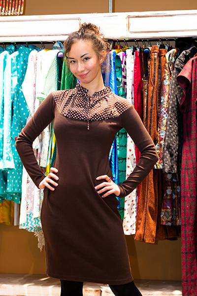 платье от Екатерины Рейзбих