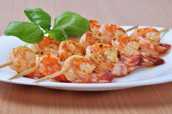 Маринад для морепродуктов, рецепты