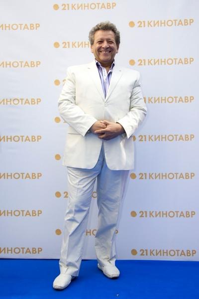 """Борис Грачевский на закрытии фестиваля """"Кинотавр-2010"""""""