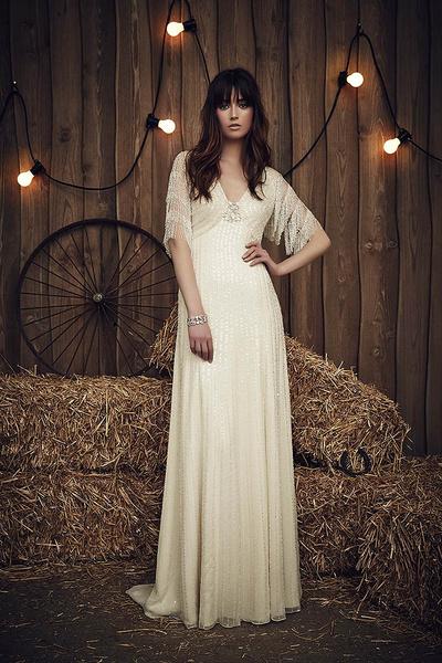 Лучшие коллекции Недели свадебной моды   галерея [6] фото [11]