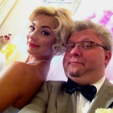 Юлия Костюшкина, невеста, Леонид Паранин