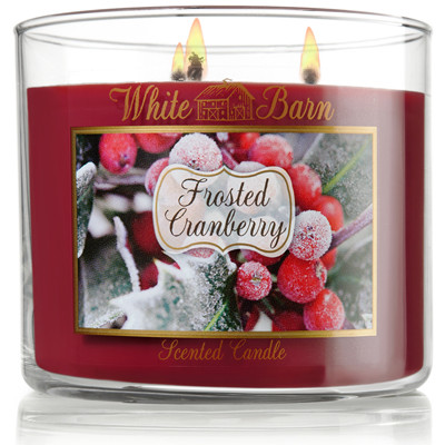 Bathandbodyworks, Frosted Cranberry