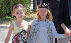 Дочь Кейт Мосс хочет стать моделью