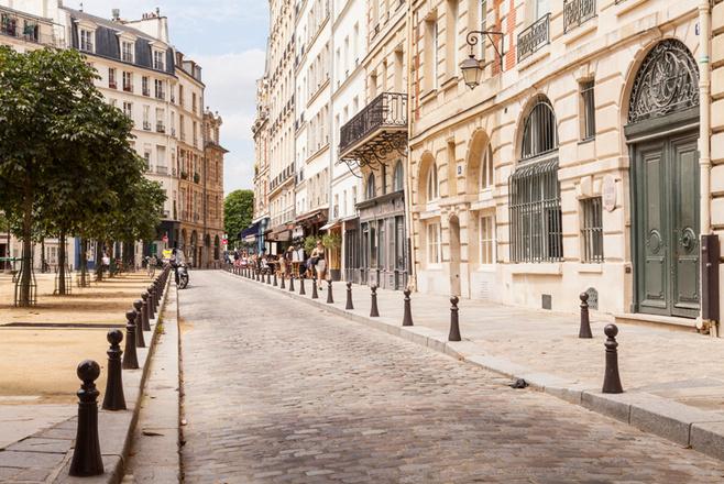 Париж: фото