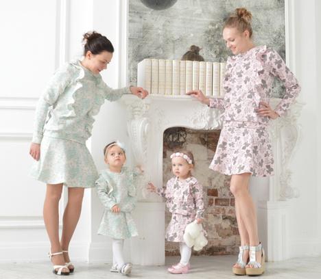 Комплект юбка плюс свитшот Little Angel: 4990 р.