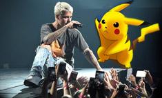 Фанаты Pokemon Go чуть не затоптали Бибера