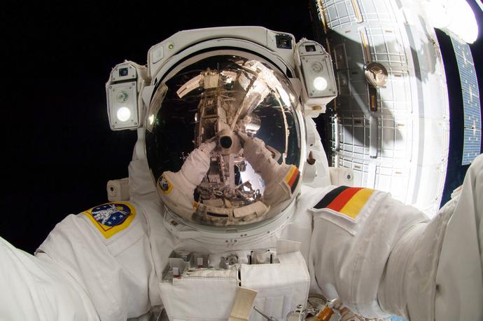 Экскурсия в космос