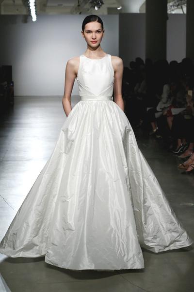 60 пышных свадебных платьев 2015 | галерея [1] фото [56]