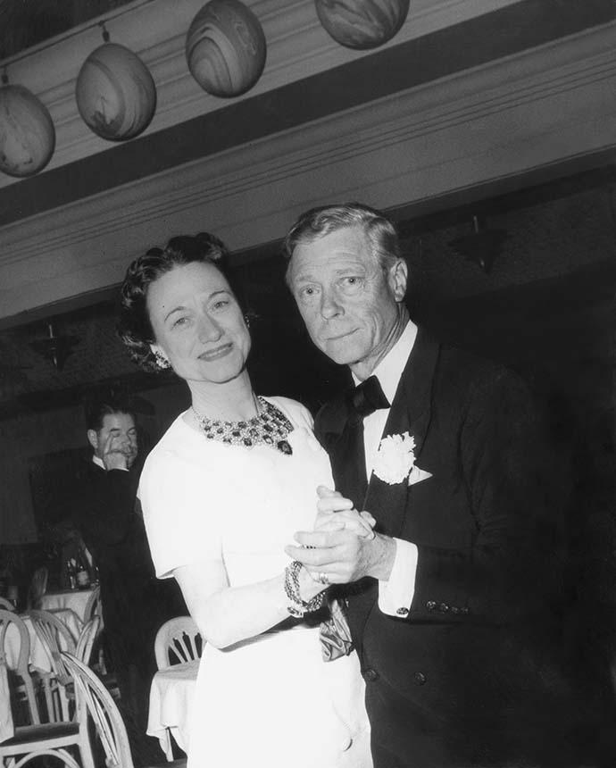 Герцог и герцогиня Виндзорские фото