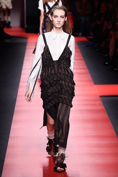 Неделя моды в Милане: день первый   галерея [2] фото [11]
