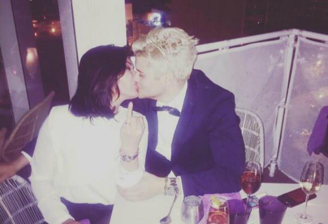 Анастасия Кочеткова с будущим мужем фото