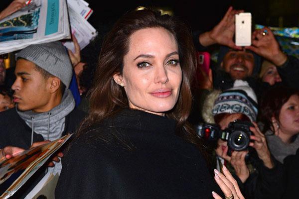 Анджелина Джоли фото 2014