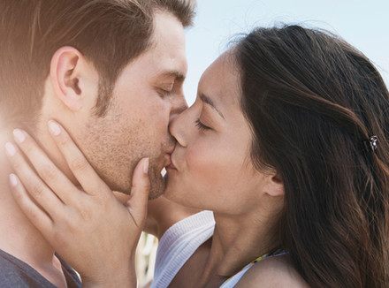 Психология поцелуя мужчины