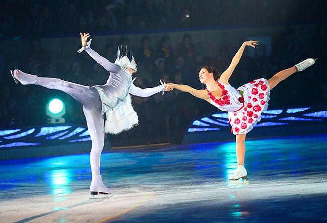 Ледовый король, шоу Евгения Плющенко