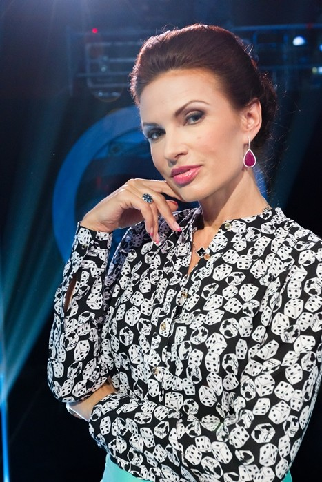 Эвелина Блёданс и сама не прочь поучаствовать в шоу