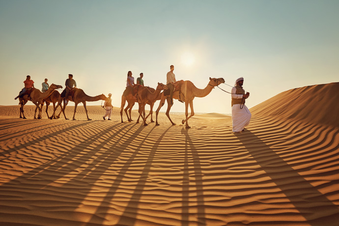 3 причины провести семейный отпуск в Абу-Даби