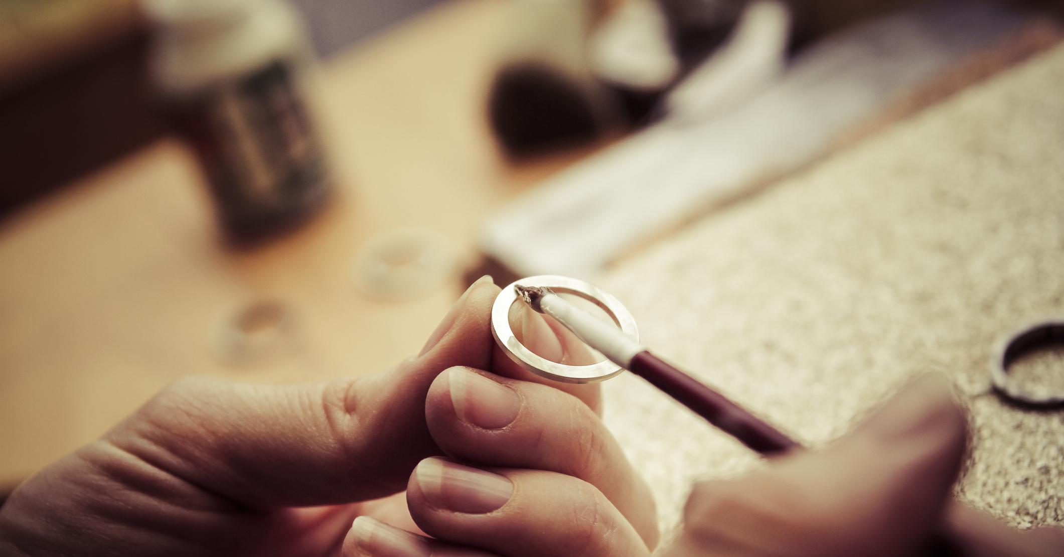Как сделать кольцо меньше размером