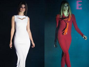 Дебютная коллекция одежды от Кати Ли (KLEE)