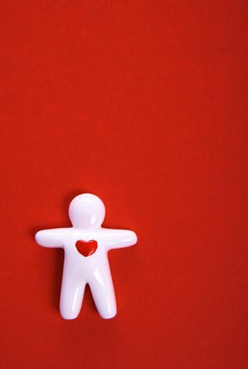 День святого Валентина вступает в противоречие с правилами, усвоенными в глубоком детстве.
