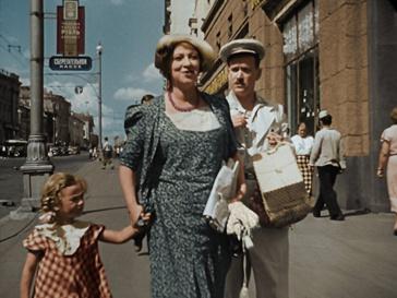 Кадр из фильма «Подкидыш» 1939 года