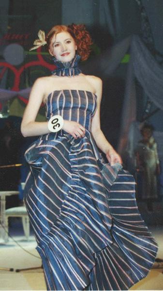 Евгения Образцова, «Мисс Екатеринбург-2000»