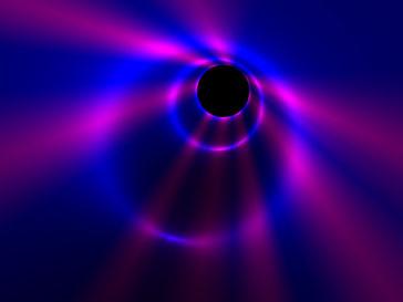 Частицы, возникающие в коллайдере, могут перемещаться в пятое измерение