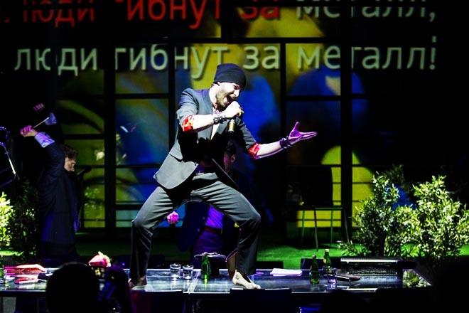 Сахалинский Чехов-Центр, гастроли в Иркутске, Метод Гренхольма