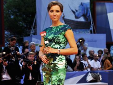 Ксения Алферова на 69-ом Венецианском кинофестивале
