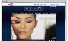 Бренд Estée Lauder запустил первый официальный канал