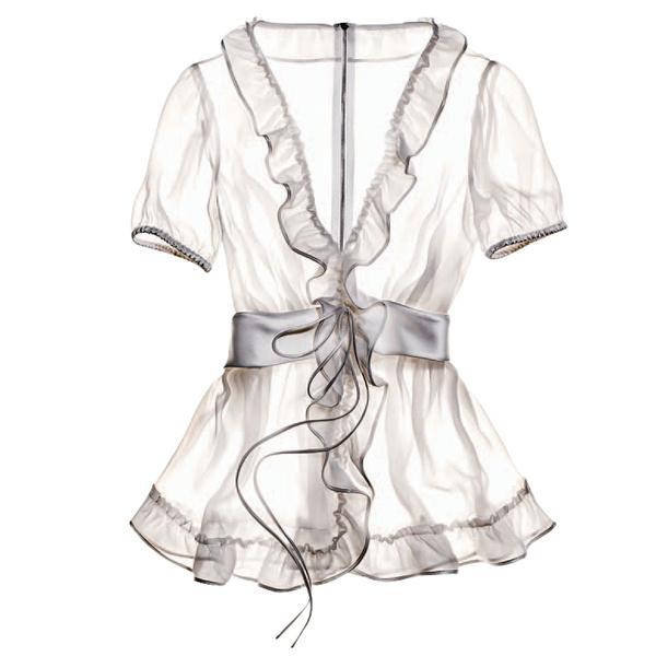 Блузка, Dolce & Gabbana.