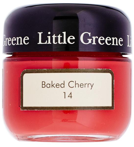 Краска Baked Cherry 14, Little Greene, салоны Manders, от 1050 руб./л.