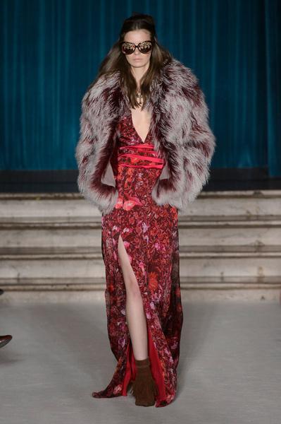 Неделя моды в Лондоне: 22 февраля   галерея [3] фото [9]