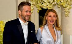 Лайвли и Рейнольдс разводятся после рождения второго ребенка